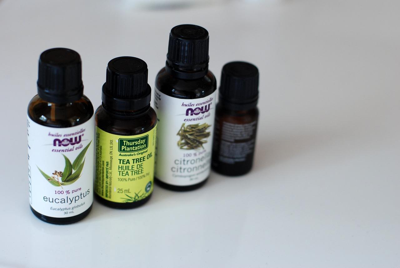 Tea Tree oil - natural bee string remedies