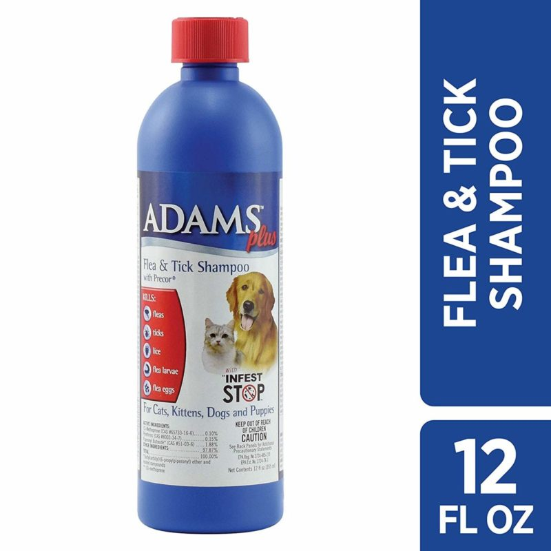 Adams Flea and Tick Dog Shampoo