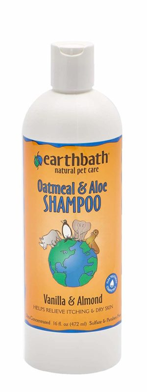 Earthbath Oatmeal and Aloe Pet Shampoo