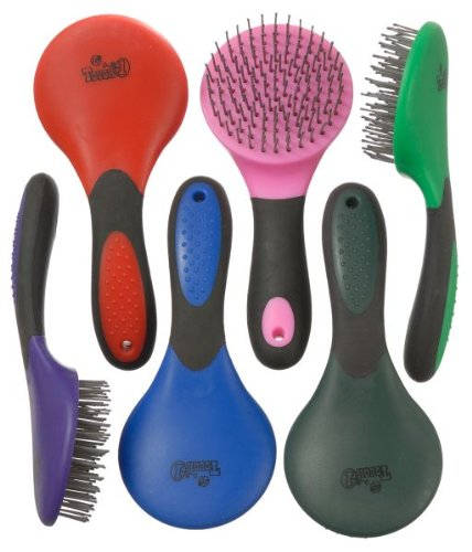Tough 1 Great Grip Mane and Tail Grooming Brush