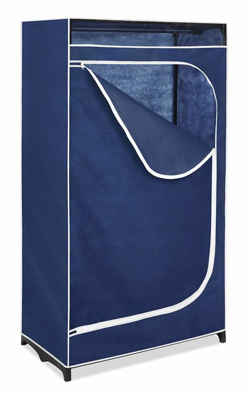 Whitmor Freestanding Covered Portable Closet