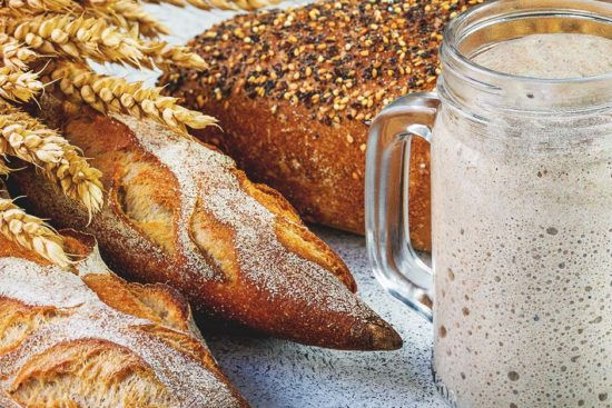 10 Clever Uses for Discarded Sourdough Starter