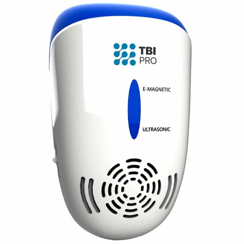 TBI Pro UPGRADED Ultrasonic Pest Repeller 2-Pack