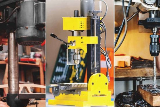 7 Best Drill Presses for the Money