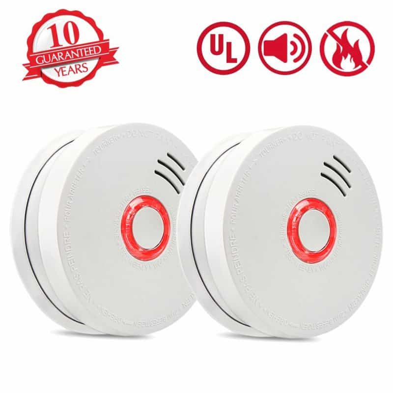 Dasinko Photoelectric Smoke Detector