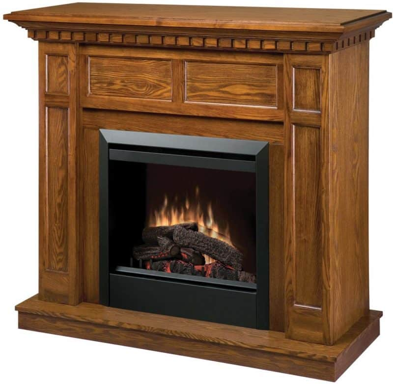 Dimplex Caprice 23-inch Freestanding Electric Fireplace