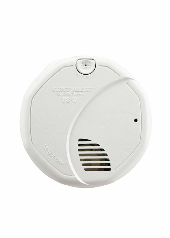 First Alert Smoke Detector, Photoelectric & Ionized Alarm