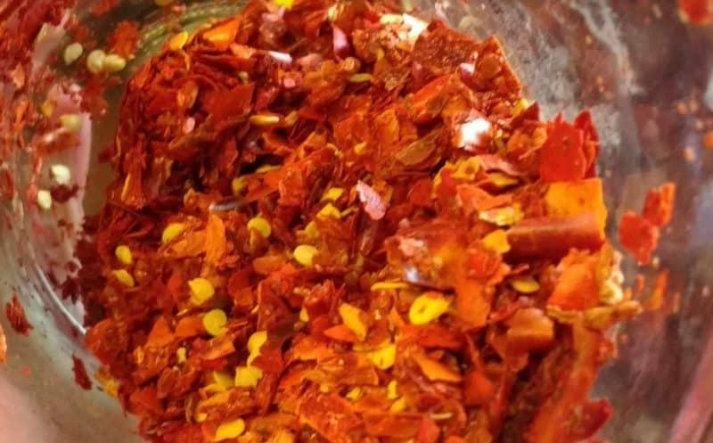 dried gochu
