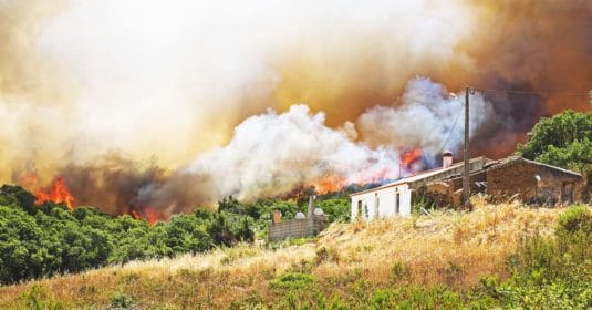 How to Prevent Fire on Your Homestead