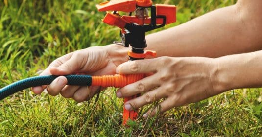How to Winterize Your Sprinkler System the Right Way