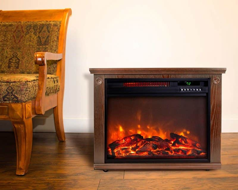 Lifesmart Freestanding Fireplace