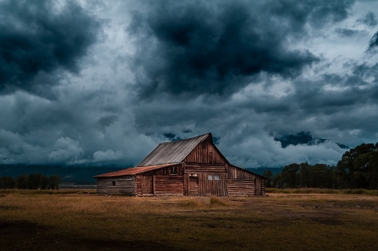 Log cabin barn could be riskier. Consider this as part of barn fire prevention.