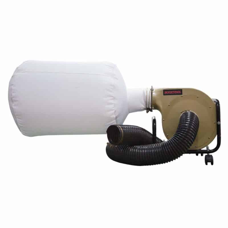 BUCKTOOL 1HP Wall-mount Dust Collector