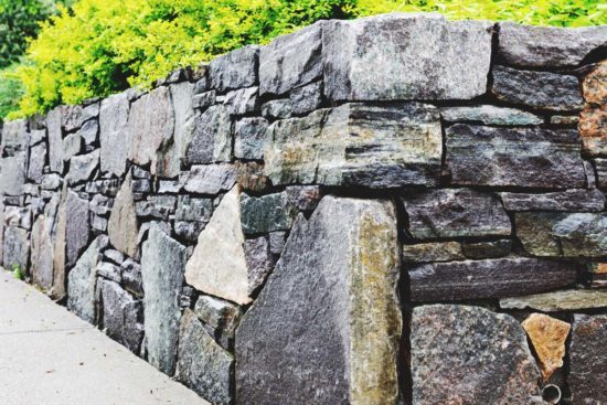 How to Build a Stone Wall That Can Stand the Test of Time