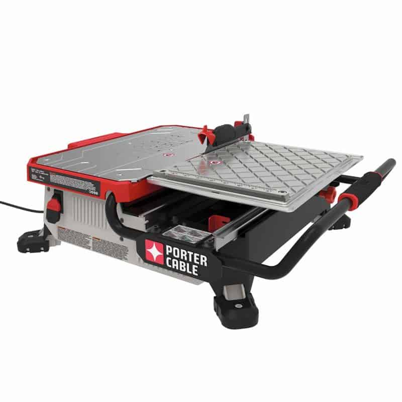 PORTER-CABLE PCE980 Wet Tile Saw