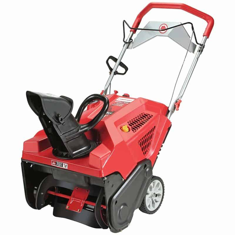 Troy-Bilt Squall 2100 208cc 21 Inch 4-cycle Single-Stage Snow Thrower