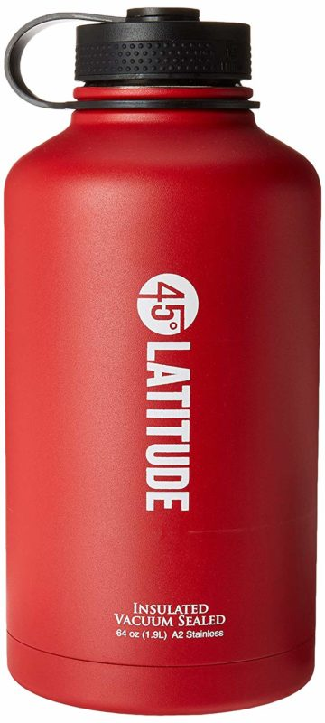 45° Latitude Beer Growler