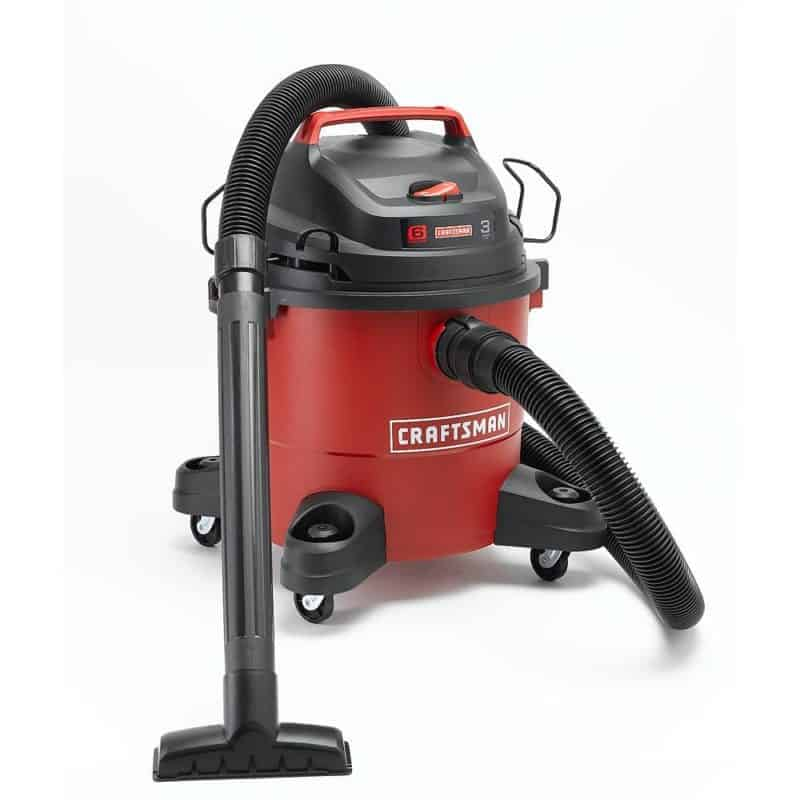 Craftsman 12004 6-gallon Wet/Dry Vac