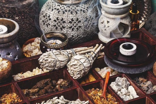 How to Grow and Make Your Own Herbal Incense