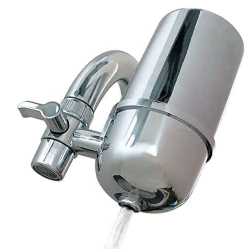 Kabter Faucet Mount Water Filter System