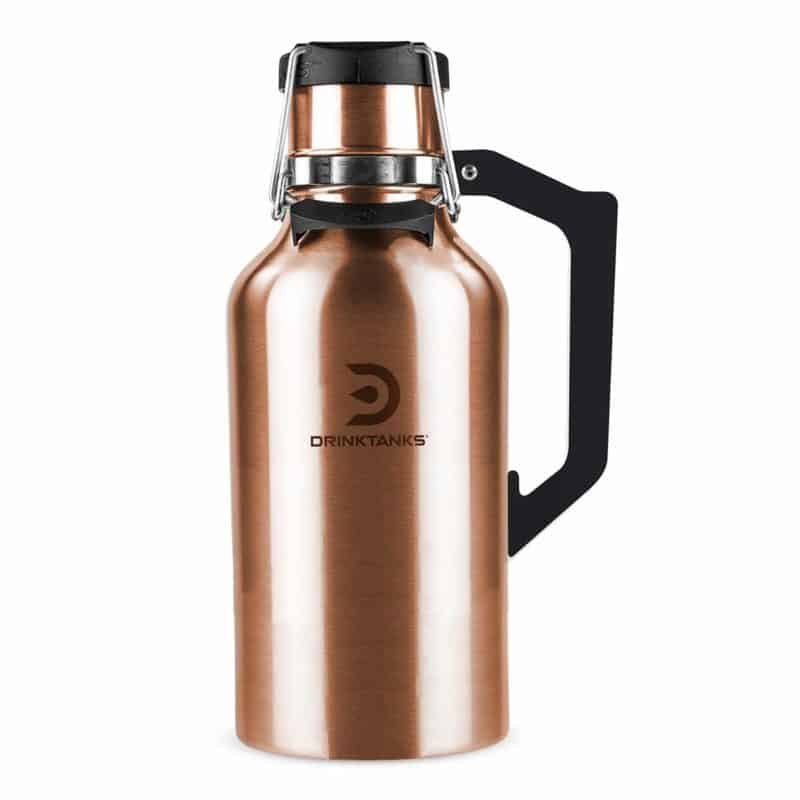 NEW DrinkTanks 64-ounce Beer Growler