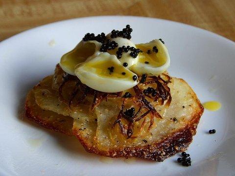 gourmet quail egg dishes