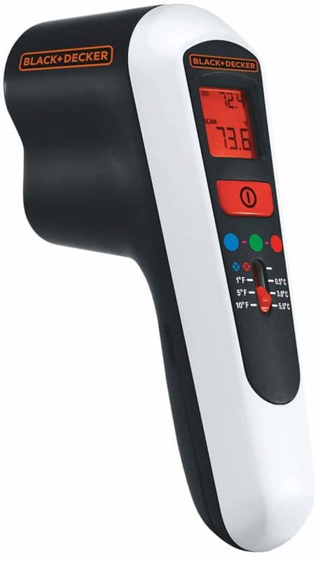 BLACK+DECKER TLD100 Infrared Thermometer