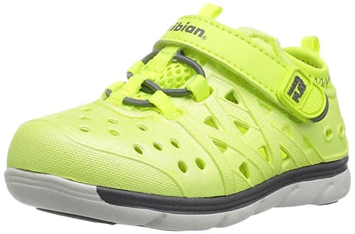 Stride Rite Made2Play Phibian Sneaker Sandal Water Shoes