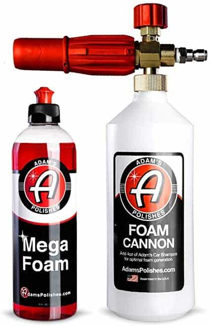 Adam's Polishes Car Wash Foam Kit