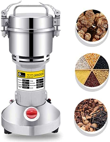 CGOLDENWALL 300g Electric Grain Mill