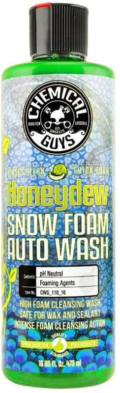 Chemical Guys CWS-110-16 16-ounce Snow Foam Car Wash Soap