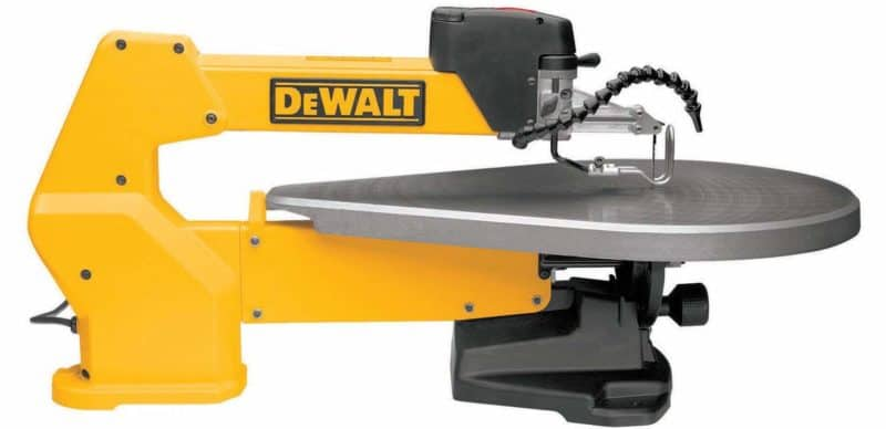 DEWALT DW788 20-Inch Scroll Saw