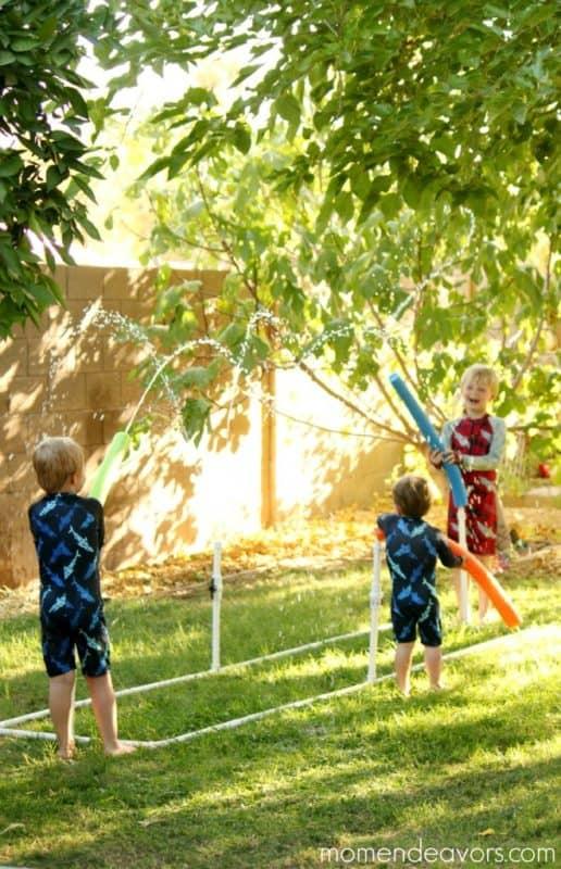 fun backyard activities for kids