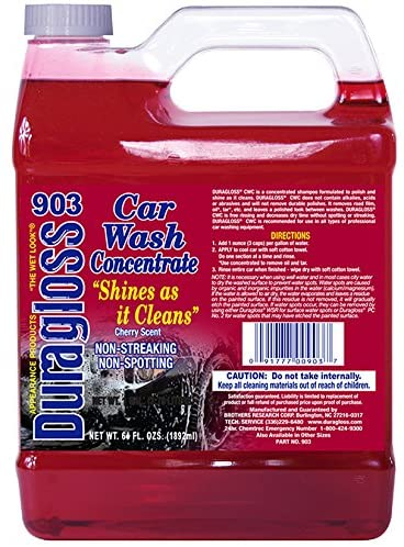 Duragloss 64-ounce Concentrate