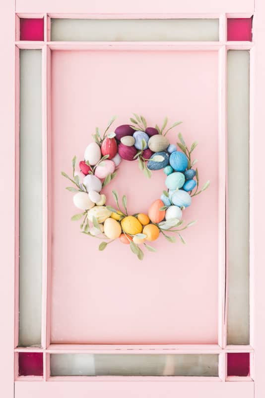 Easter Wreath easter crafts