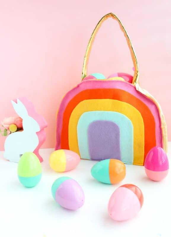 easter crafts baskets