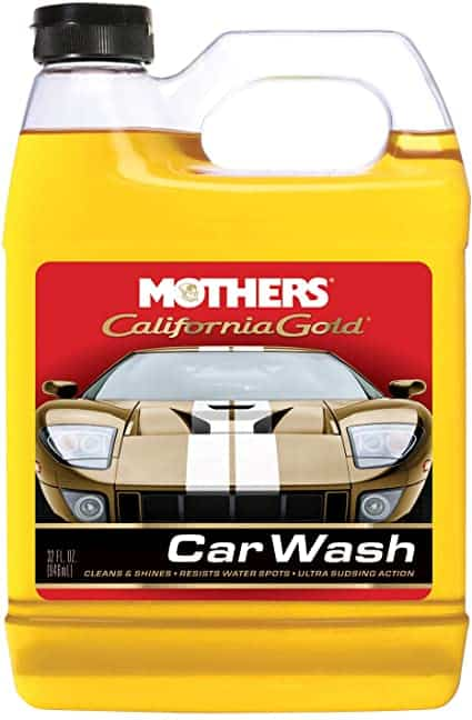 Mothers 05632 32-ounce California Gold Car Wash