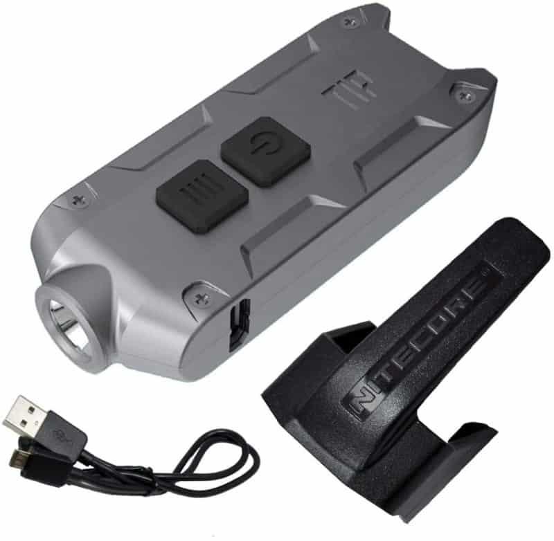 Nitecore TIP 360 Keychain Flashlight