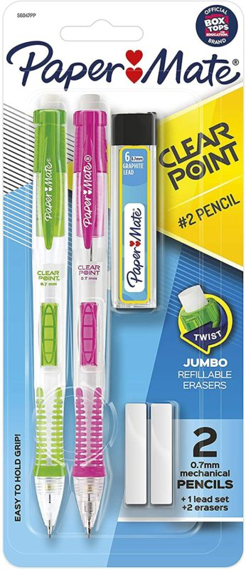 Paper Mate Clearpoint 56047PP Mechanical Pencil Starter Set