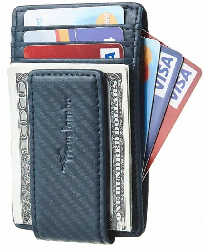 Travelambo Money Clip
