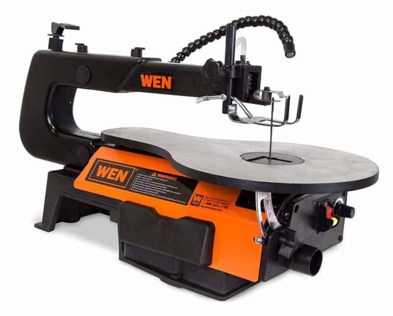WEN 3921 16-inch Two-Direction Scroll Saw
