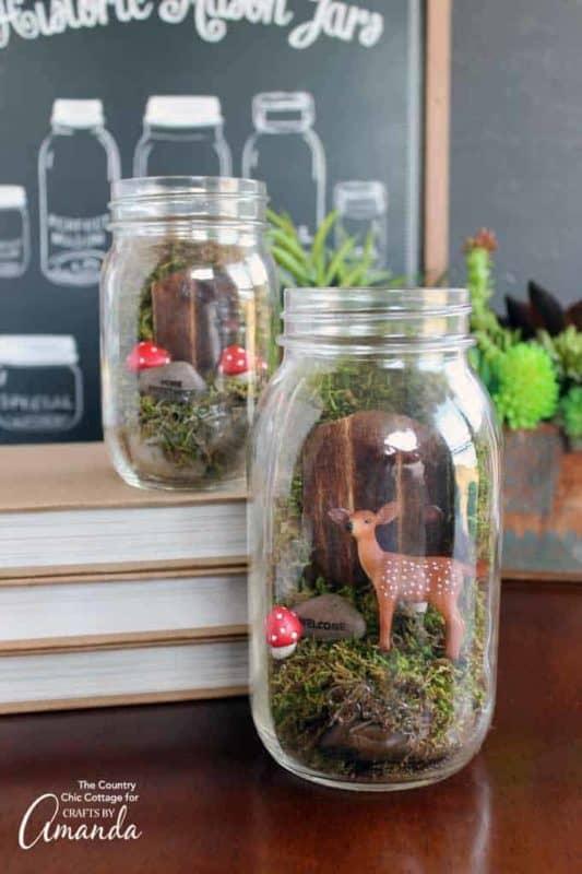 a mason jar fun activity for kids