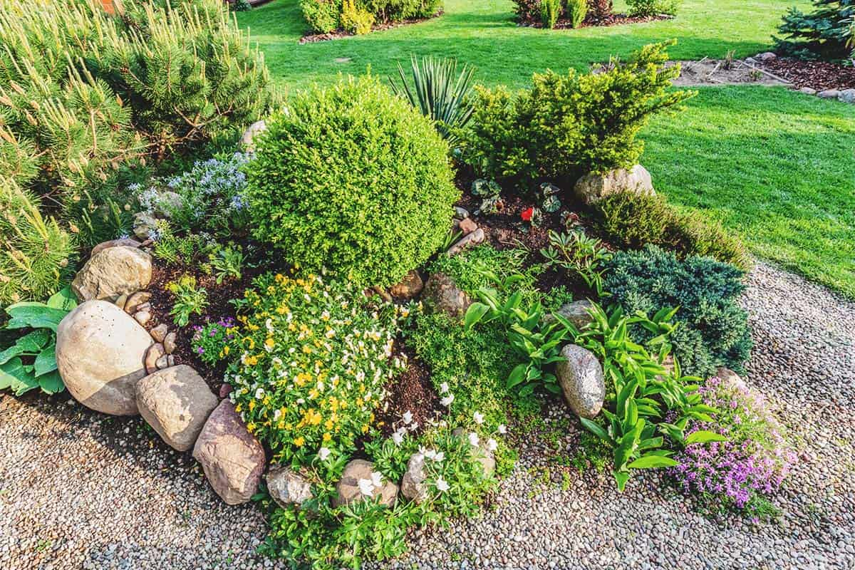10 Beautiful Rock Garden Ideas To Spice Up Your Yard