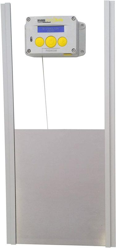 Brinsea Products Chick Safe Premium Automatic Chicken Coop Door Opener and Door Kit