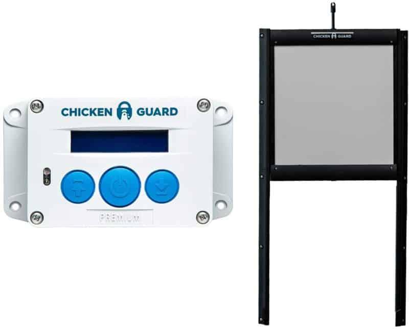 ChickenGuard Waterproof Automatic Chicken Coop Door Opener/Closer