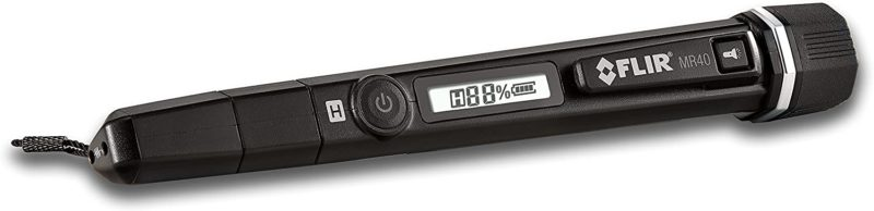FLIR MR40 - Moisture Pen with Built-in 40 Lumens Flashligh