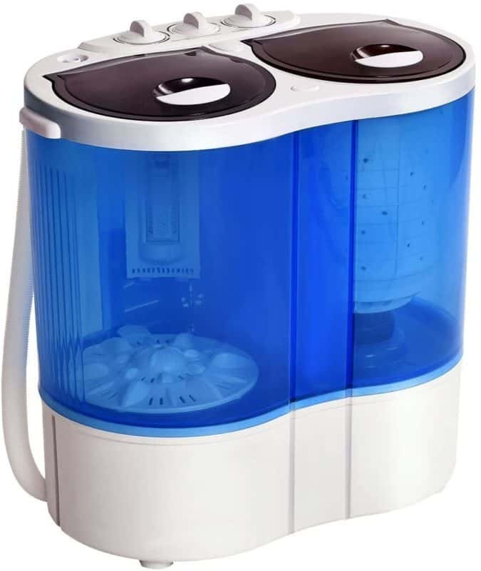 Giantex 16 lbs Mini Portable Washing Machine