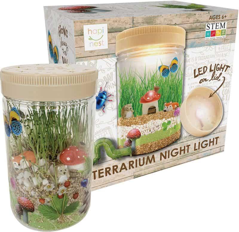 Hapinest Light-up Terrarium Kit for Kids