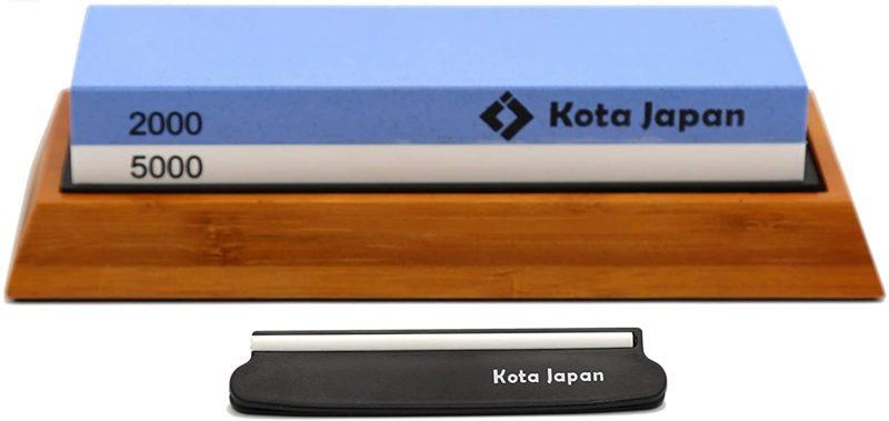 Kota Japan Combination Dual Sided 2000-5000 Grit Diamond Knife Sharpener