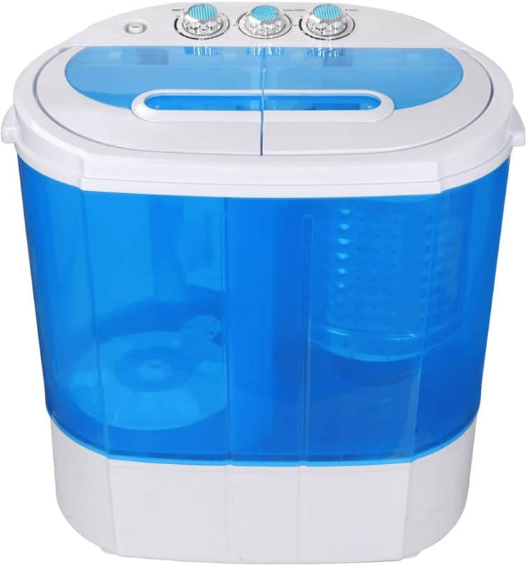 SUPER DEAL 9 lbs Portable Washing Machine
